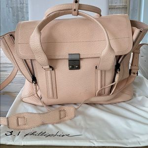 Authentic 3.1 Phillip Lim Pashli Satchel